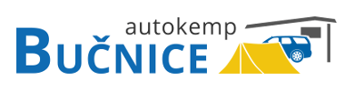 Logo - Camping Bučnice v Adršpašsko-teplických skałach